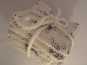 Lingette lavable ou l'alternative au lingette papier jetable