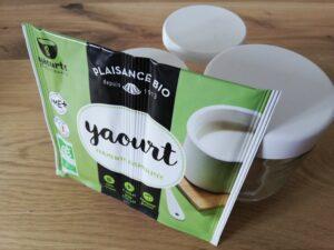 Ferments pour yaourts
